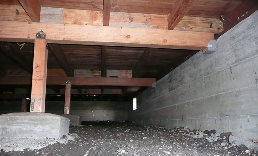 Foundation repair burbank