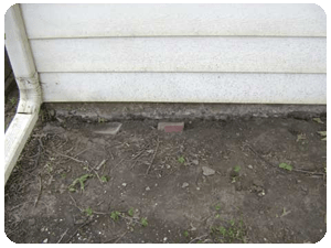 Foundation Damage