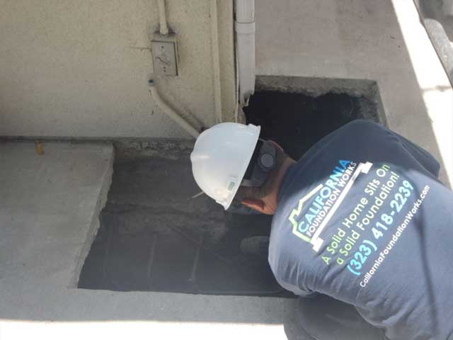 foundation repair lomita