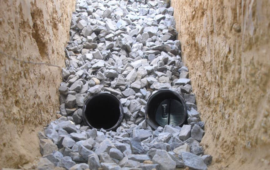 french drains