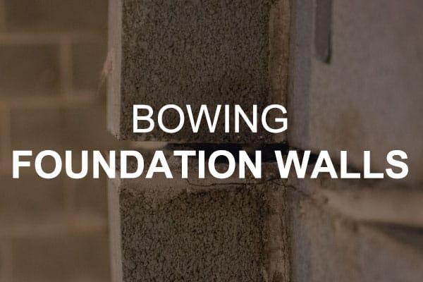 bowing walls
