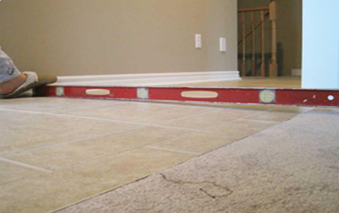 carpet bumps