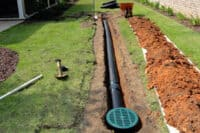 summer drainage