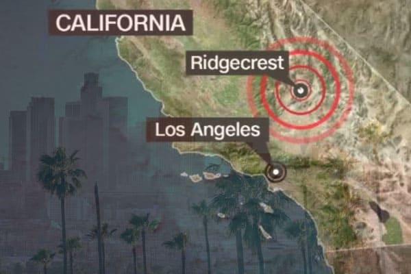 earthquake LA