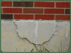 foundation damage