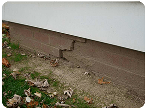Foundation Damage Repair Los Angeles