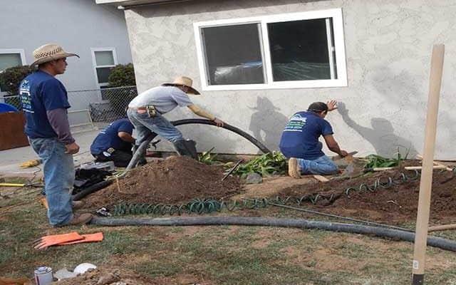 foundation repair pasadena
