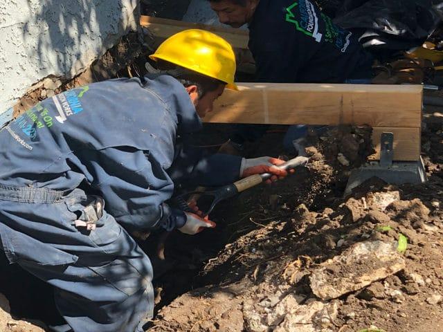 foundation repair venice