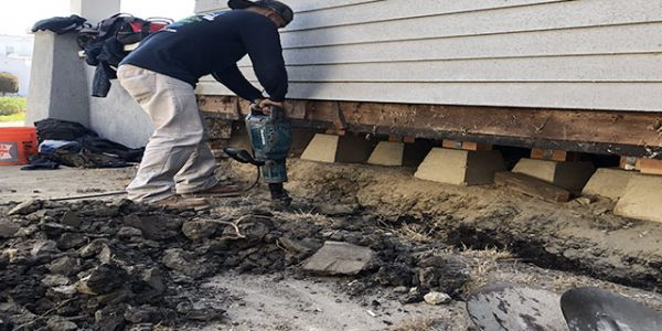 foundation replacement