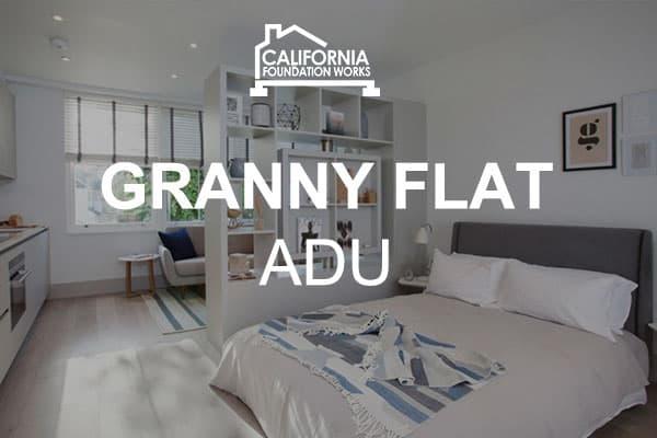 granny flat adu
