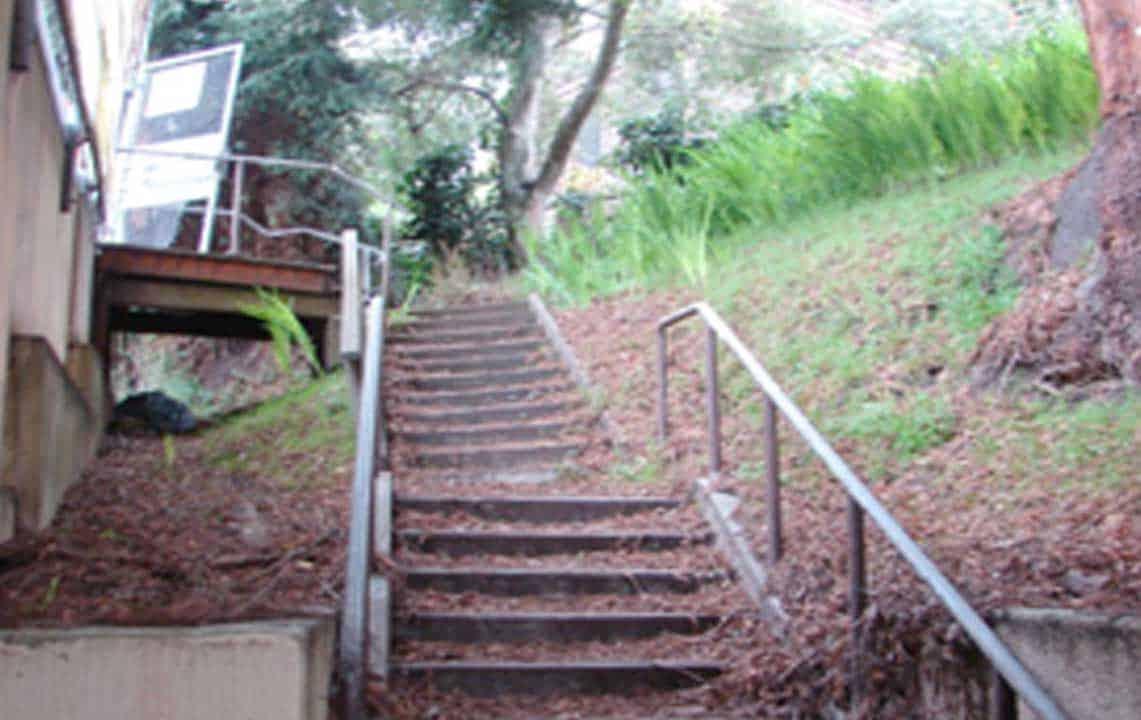 hillside retrofitting