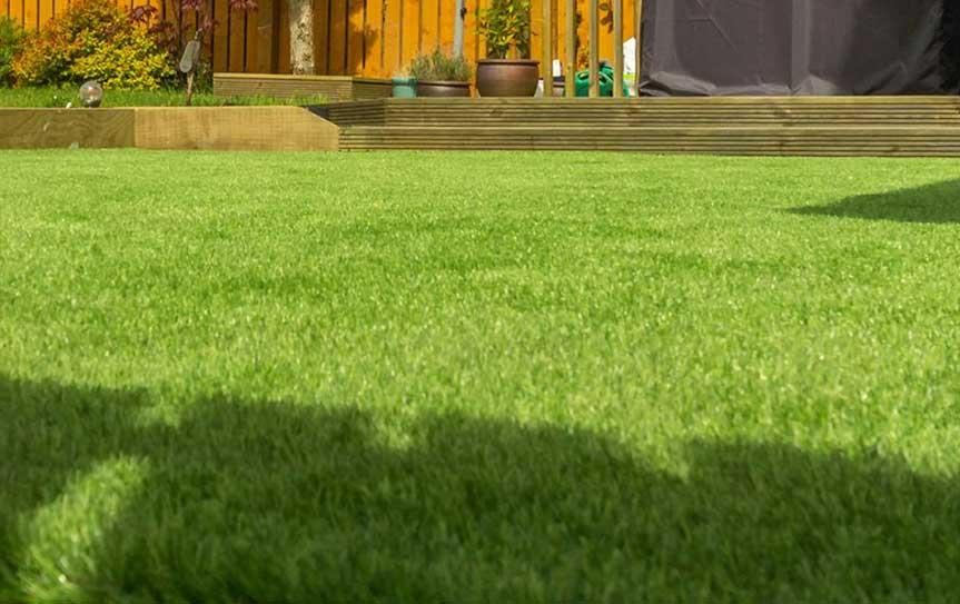 yard leveling