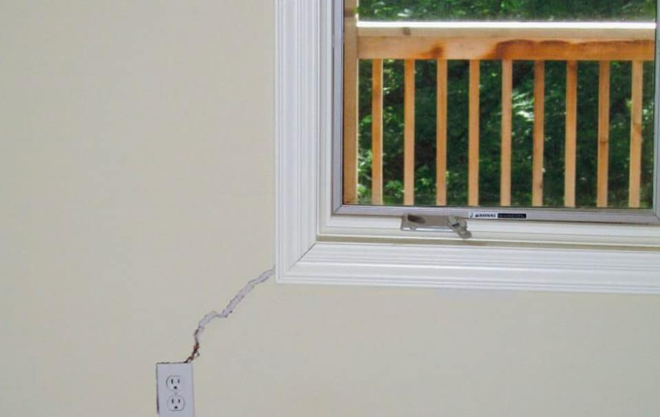 window crack repair