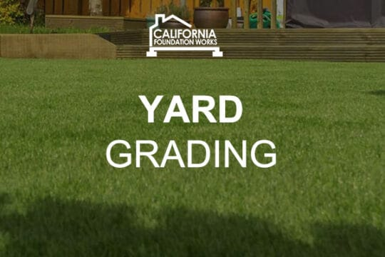 yardgrading